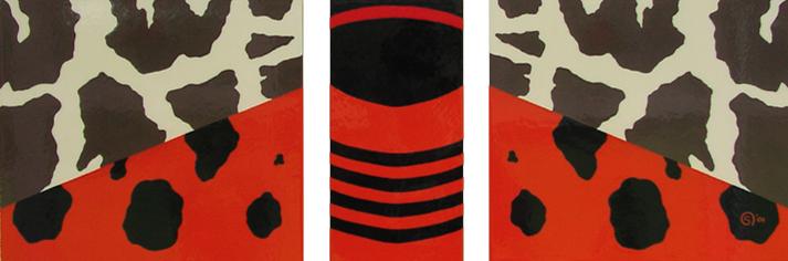 Tiger moth - SOLD
